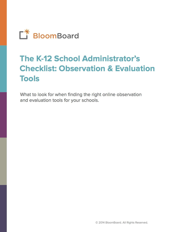 k-12_Administrators_Checklist
